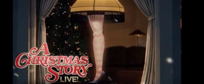 VIDEO: It's the Most Wonderful Time of the Year! See the New Teaser for A CHRISTMAS STORY LIVE!