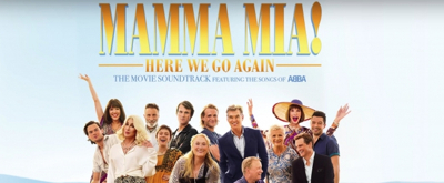 VIDEO: Listen to Cher, Andy Garcia, & The Cast of MAMMA MIA! HERE WE GO AGAIN Perform FERNANDO