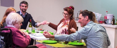 BWW Review: In THE HUMANS, a Holiday Dinner Becomes a Multigenerational Scrimmage at Artists Rep