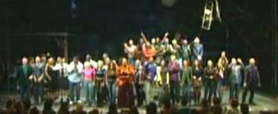 BWW TV Video Op: Closing Night of RENT