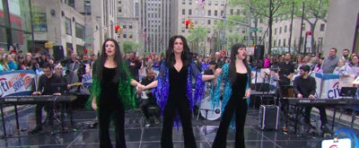 VIDEO: THE CHER SHOW Cast Performs 'Song for the Lonely' on TODAY
