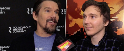 BWW TV: Ethan Hawke & Paul Dano Gear Up for Broadway Return in TRUE WEST!