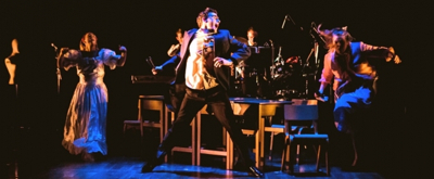 BWW Review: THE NATURE OF FORGETTING at Wooran Theater 2