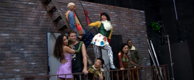 Video: The Cast of RENT LIVE! Assembles for Their First Photo Shoot!