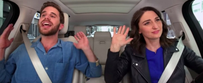 VIDEO: Watch Ben Platt, Sara Bareilles Sing WAITRESS on CARPOOL KARAOKE