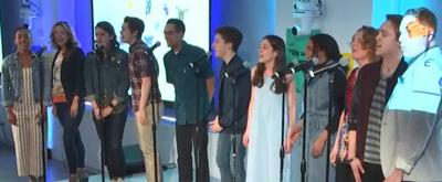 VIDEO: DEAR EVAN HANSEN Hosts Live Mental Health Discussion