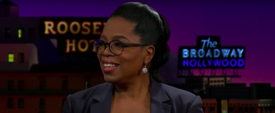 VIDEO: Oprah Makes James Corden Cry