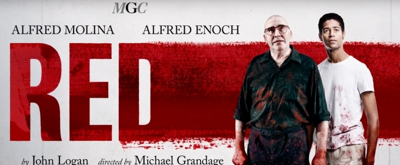 VIDEO: Watch the New Trailer for Michael Grandage Company's RED
