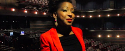 VIDEO: Go Backstage With N'Kenge at SOPHISTICATED LADIES