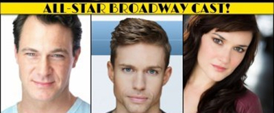 Matt Bogart, Hunter Ryan Herdlicka and Christine Dwyer to Lead JOSEPH AND THE AMAZING TECHNICOLOR DREAMCOAT in CT