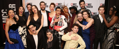 BWW TV: Welcome to Wonderland! Inside Opening Night of MCC's ALICE BY HEART