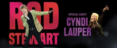 Rod Stewart Adds Second Show At The Hollywood Bowl With Special Guest Cyndi Lauper