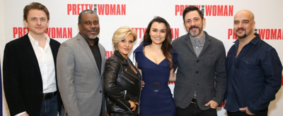 FREEZE FRAME: Meet the Broadway-Bound Cast of PRETTY WOMAN!