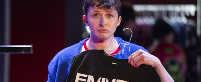BWW TV: Watch Will Roland Belt It Out in New Song from BE MORE CHILL- Opens Tonight!