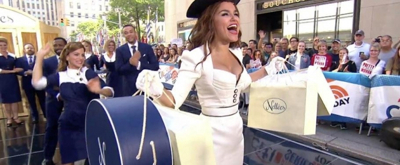 VIDEO: Watch the Cast of PRETTY WOMAN: THE MUSICAL Sing 'You're Beautiful' on TODAY