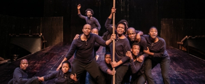 BWW Review: SS MENDI: DANCING THE DEATH DRILL, Nuffield Southampton Theatres