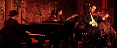 BWW TV Exclusive: David Yazbek and George Abud Bring the Sounds of THE BAND'S VISIT to 54 Below!