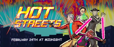 VIDEO: Watch the Trailer for HOT STREETS on Adult Swim