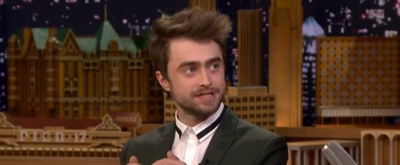 VIDEO: Daniel Radcliffe Reacts to Harry Potter Memes on THE TONIGHT SHOW