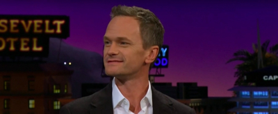 VIDEO: Neil Patrick Harris Shows Off Facial Expressions and Talks Love of Disney on THE LATE LATE SHOW