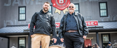 JIM BEAM Celebrates Industry First with 15 Millionth Barrel