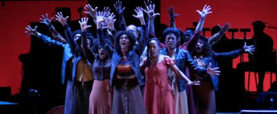 BWW TV: Watch Highlights from Savion Glover-Helmed DON'T BOTHER ME, I CAN'T COPE at Encores! Off-Center