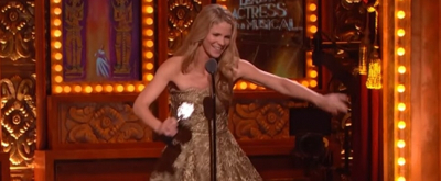 VIDEO: 30 Days Of Tony! Day 7- Kelli O'Hara Dances Away With Her First Tony For THE KING & I
