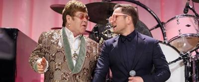 VIDEO: Elton John & Taron Egerton Perform TINY DANCER 27th annual Elton John AIDS Foundation Academy Awards Viewing Party