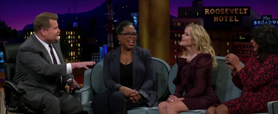 VIDEO: Watch Mindy Kaling, Reese Witherspoon & Oprah Impersonate Each Other on THE LATE LATE SHOW