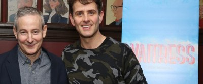 BWW TV: Joey McIntyre & Eddie Jemison Dish on Their WAITRESS Debuts!