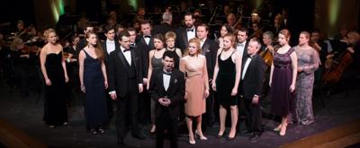 Photo Coverage: Inside Weathervane Playhouse's NEW YEAR'S EVE GALA