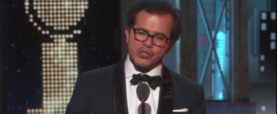 VIDEO: John Leguizamo Accepts his Special Tony Award Saying, 'I'm an Immigrant, and I'm Not an Animal.'