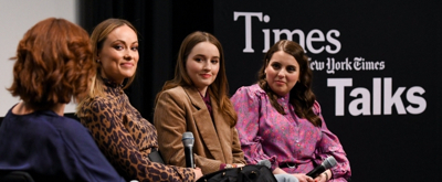 VIDEO: Olivia Wilde, Beanie Feldstein, and Kaitlyn Dever Talk BOOKSMART at TimesTalks