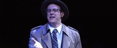 VIDEO: Highlights From MURDER FOR TWO at Marriott Theatre