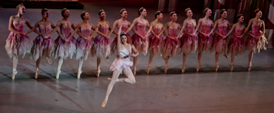 Review: BALANCHINE'S THE NUTCRACKER at Academy Of Music