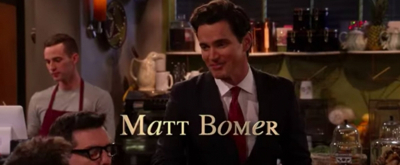VIDEO: Matt Bomer is Featured in New WILL & GRACE Season Two Promo