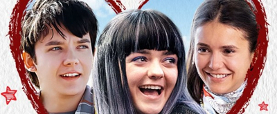 VIDEO: Asa Butterfield, Maisie Williams and Nina Dobrev Star in the Trailer for THEN CAME YOU