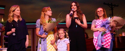 BWW TV: Sara Bareilles and Jessie Nelson Give Speeches at Opening Night of WAITRESS at the Pantages
