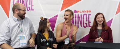 BWW Interview: Ralph Krumins, Raina Grabowski, and Alaric Frinzi of PRINCE(CESS) at Orlando Fringe
