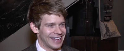 TBT: A Look Back at Newsies' Opening Night to Celebrate Andrew Keenan-Bolger's Birthday!