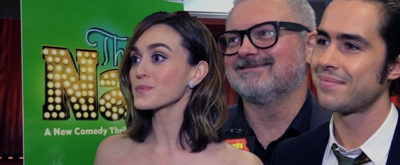 BWW TV: THE NAP Company Takes Its Shot! Go Inside Opening Night
