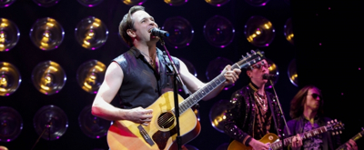BWW TV: Watch Highlights from GETTIN' THE BAND BACK TOGETHER on Broadway!