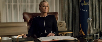 VIDEO: Claire Takes Control in the Official Trailer for HOUSE OF CARDS