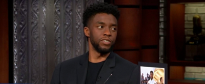 VIDEO: Chadwick Boseman On Bringing Humanity To 'Black Panther'