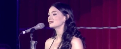 VIDEO: BAT OUT OF HELL's Christina Bennington Performs at The Crazy Coqs' New Musical Theatre Showcase