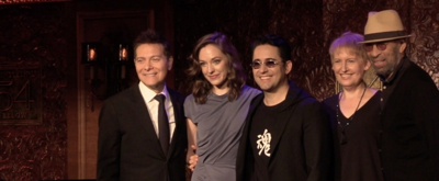 BWW TV: Watch Laura Osnes, John Lloyd Young & More Preview Summer Shows at Feinstein's/54 Below!