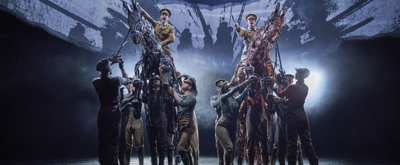 WAR HORSE--An Unmissable Theatrical Feat--Must Close in Hong Kong Today, June 2