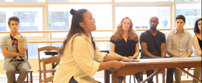 VIDEO: In Rehearsal with Katie Thompson, Jason Gotay and the Cast of Transport Group's RENASCENCE!
