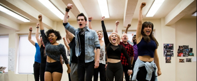 BWW TV: Here They Go Again! ROCK OF AGES Cast Gets Pumped Up for National Tour