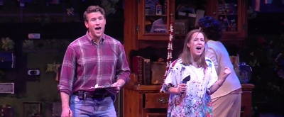 VIDEO: Watch Clips of Bryce Pinkham, Hannah Elless, and More in BENNY & JOON at Paper Mill Playhouse